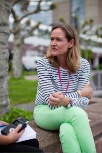 Kerrin Nausch im Interview mit Anna-Maria Schmider