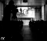 Mehr als 50 Pitches und Screenings wurden beim Empfang der Filmhochschulen gezeigt.