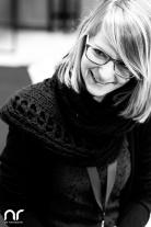 """Uli Baumann pitchte ihr Gemeinschaftsprojekt """"Schmeggewöhlerchen - Kochen mit Schuss"""""""
