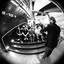 Gruppenfoto der Hessen Talents