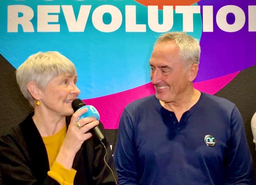 Anja Henningsmeyer fordert mehr Frauen mit Mut in Führungsetagen