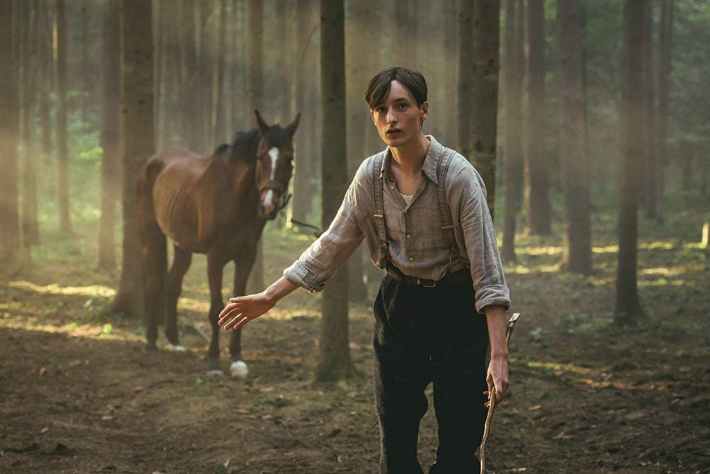 Sjur Vatne Brean in Ut og stjæle hester | Pferde stehlen (2019)
